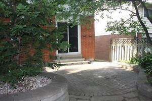Centrally Located Waterloo 3 Bedroom with Inlaw Suite