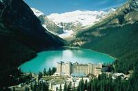 Camp site at Banff and Jasper National Parks for July AT COST