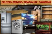 DELIVERY SERVICE / REMOVALIST Weetangera Belconnen Area Preview