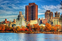 Fall Weekend in New York City Bus tour from Fredericton