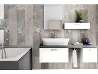 Wet Wall Panels - New Designs