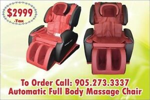 Great Promotion Automatic full body massage chair