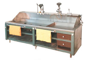 SINK STAINLESS STEEL SINK (Commercial)