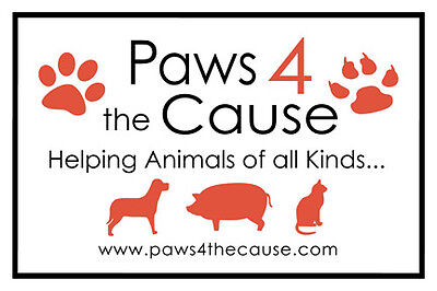 Paws 4 the Cause, Inc.