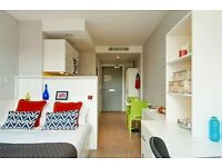 One bed studio in Glasgow City Centre - students!