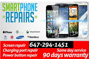 iPhone 5//5s/5c, iPhone 6, iPhone 6S Screen repair from $50