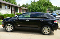 2009 Lincoln MKX SUV, Crossover