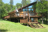 Hay Island Cottage for Rent- Lake of the Woods