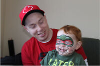 - Face Painting