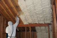 *** SPRAY FOAM & INSULATION SERVICES - GREAT RATES ***