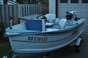 Great bass boat