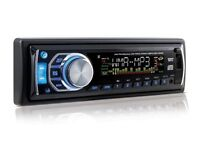 TEVION SOUND CAR CD/MP3 RADIO