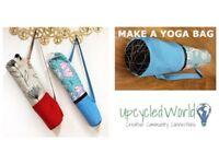 Easy Sew Yoga Mat Bag Class; April 7 @ 10:00 am - 1:00 pm