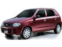 Suzuki alto wanted