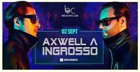 Party Bus Combo - Axwell & Ingrosso @ Beachclub