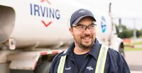 Fuel Truck Delivery Driver Seasonal