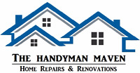 The Handyman Maven - Paint / Drywall / Trim & More (PEEL REGION)