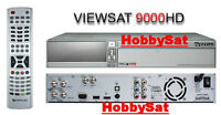 Viewsat VS-9000HD satellite Receiver 2 tuners highdefinition NEW