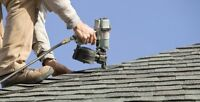 Roofing - great prices and lots of experience.