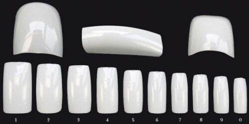 500 capsules tips faux ongles naturel transparent gel uv. Black Bedroom Furniture Sets. Home Design Ideas