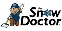 RELIABLE SNOW REMOVAL BY THE SNOW DOCTOR!