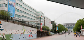 8 Person Private Office Space in Wembley, London, HA9 - flexible with zero deposits