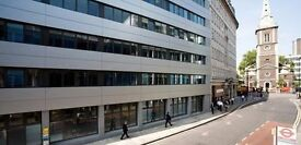 Office space in London Minories for 4 - 28 people | From £149 per person p/w - No Agency Fees