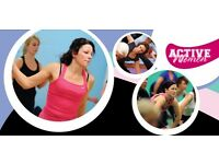 Women's Fitness Classes in Thame - 6 Classes for £5 each!