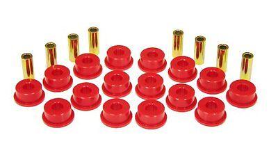Prothane Ae86 Corolla Gts / Sr5 85-87 Rear Control Arm Bushing Kit Red