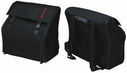 Hohner Piano Accordion Gig Bag, For 48 Bass Accordions, Black