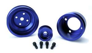 looking for underdriven pulleys for 5.0