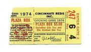 Hank Aaron Ticket