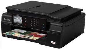 Brother 4-in-1 color printer MFC-J650DW