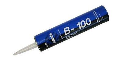 Black Adcoseal B-100 Butyl Rubber Sealant