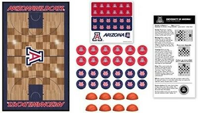 MasterPieces Arizona Wildcats Checkers