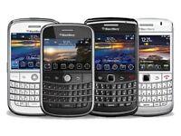 Blackberry series, keypad unlock phones 8520/8900/9800/9720/9790/Q5/Q10/Z10