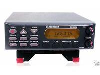 Albrecht AE355M desktop/mobile AM/FM scanner