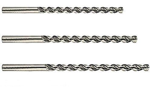Spiralbohrer Extra lang DIN 1869 HSS-G 2,0 - 10,0 mm Metallbohrer Lange Bohrer