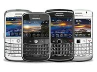 Blackberry series, keypad unlock phones 8520/8900/9800/9720/9790/Q5/Q10/Z10