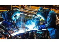 Welders / Fitters URGENTLY Immediate start Armagh&Tyrone