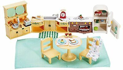 Calico Critters Deluxe Kozy Kitchen (Calico Critters Bedroom Set)