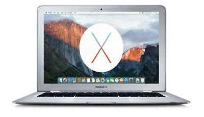 """Apple 11.6"""" MacBook Air Computer - Intel Core i5 - 4GB Memory - 128GB MD711LL/A"""