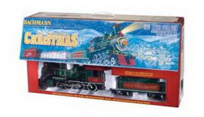 Bachmann 90037 Night Before Christmas G Gauge Steam Train Set