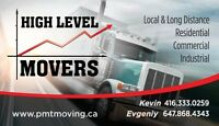 MOVING TRUCK TO TORONTO MONTREAL OTTAWA. CALL NOW.