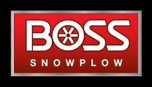 BOSS PLOWS Campbell River Comox Valley Area image 1