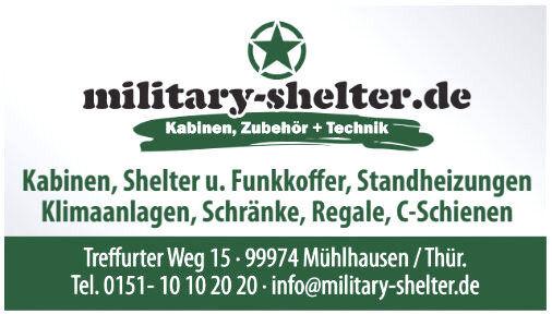 military-shelter