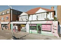 COMMERCIAL SHOP TO LET £15000 PA