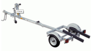 Looking to buy a galvanized boat trailer