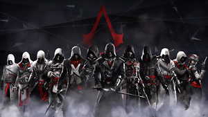 Assassin creed wanted Campbelltown Campbelltown Area Preview