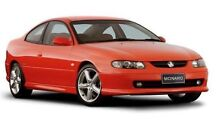 WANTED - CV8/CV6 Monaro Rolling/Shell Beverley Charles Sturt Area Preview